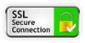 Secure Encripted SSL Connection for your protection